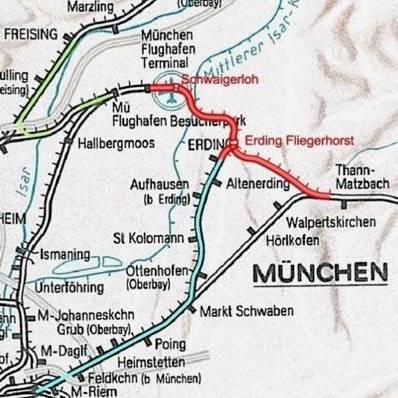 Erdinger Ringschluss – Paket B, München
