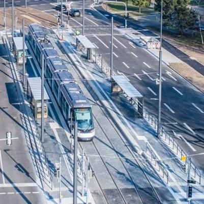 Tram-Verlängerung 2. Streckenabschnitt von Kehl-Bahnhof nach Kehl-Rathaus